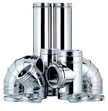 Дымоходы Schiedel ICS 5000
