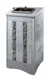 Облицовки Туликиви из талькомагнезита KA2092 для Печей Kastor (Tulikivi, Финляндия)
