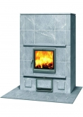 Печь-камин, аккумулирующий тепло Туликиви TU2200/92 (Tulikivi, Финляндия)