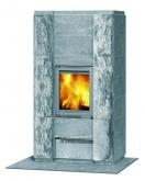 Печь-камин, аккумулирующий тепло Туликиви PAHTA/F (Tulikivi, Финляндия)