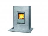 Печь-камин, аккумулирующий тепло Туликиви HIISI 3 (Tulikivi, Финляндия)