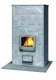 Печь-камин, аккумулирующий тепло Туликиви TTU2700/4 (Tulikivi, Финляндия)