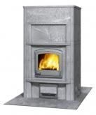 Печь-камин с духовкой Туликиви TLU2000/93 (Tulikivi, Финляндия)