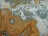 Натуральный оникс Сиело Джиалло дель Сахара (Cielo Giallo del Sahara Onice, Италия)