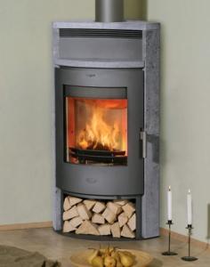 Печь-камин Fireplace Wien (Венгрия)