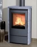 Печь-камин Fireplace Meltemi Sp (Венгрия) длительного горения