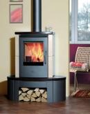 Печь-камин Fireplace Melange K (Венгрия) длительного горения