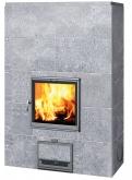 Печь-камин, аккумулирующий тепло Туликиви TU2200/50 (Tulikivi, Финляндия)