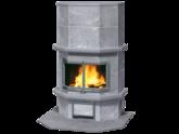 Печь-камин, аккумулирующий тепло Туликиви TU1237/91 (Tulikivi, Финляндия)