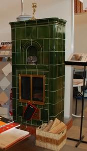Печь керамическая Sanna Kermansavi (Финляндия)